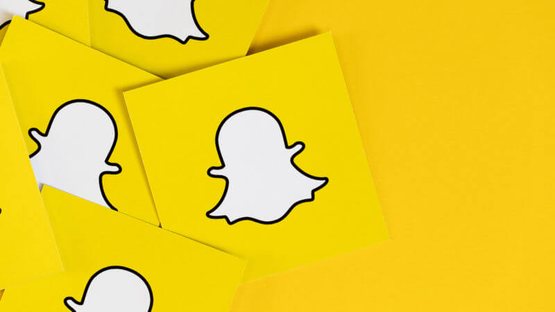 - snapchat logos1 ss 1920 800x450 - Snapchat brings AR Lenses to its self-serve ad tool, launches Sponsored Snappables & builds on its e-commerce efforts